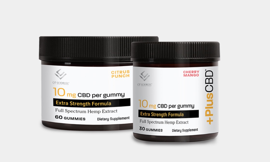 Plus CBD Hemp Oil Gummies